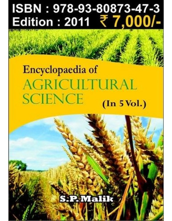 Enyclopaedia of Agriculture  Science